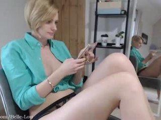 belle_jlou european cam girl gets banged hard with ohmibod