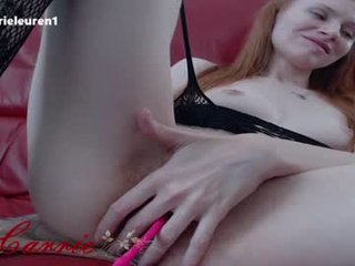 sansa_staark cam babe takes ohmibod online and gets her pussy penetrated