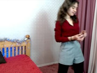 lets_dance15 live sex session with slim european cam girl getting her pussy ruined online
