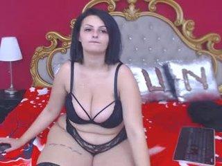 jessielines european cam girl gets banged hard with ohmibod