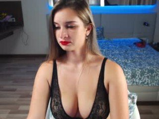 roxxana227 cam girl pleasing her tight asshole with a huge toy