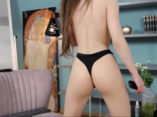 elsayung nude cam babe throat abused while holding her own feet online