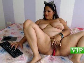 catalina_james spanish cam babe gets her asshole ohmibod sodomized