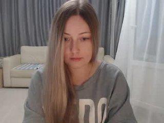 blonde_alex blonde pregnant cam girl enjoys hot self-masturbation with ohmibod