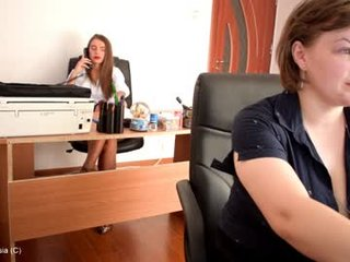 alessia__ cam cabe loves ohmibod penetration in the tight pussy in office online