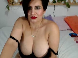 paola_williams dirty webcam mature gets her asshole ohmibod inserted