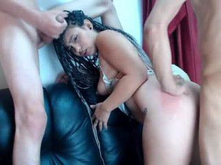 paradise_of_love_ spanish cam babe gets her asshole humped