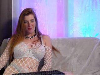 elyahsanders french cam babe enjoying live sex show with ohmibod