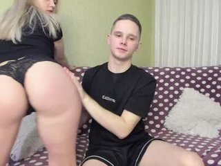 markandkissa cam couple loves kiss and fucking online