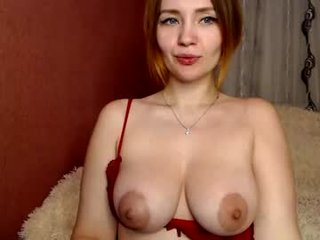 ginger_lure domina cam girl loves ohmibod vibration in pussy and asshole online