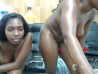 black_flower1 cam babe gets her ass stuffed with huge dildo