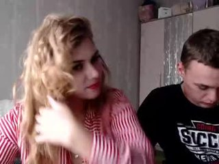 moneykent blonde cam girl presents live sex fuck show with ohmibod