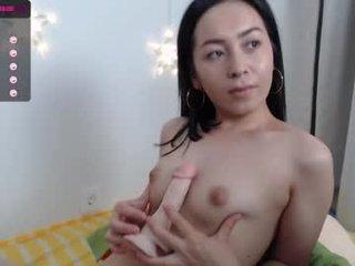 sakura_harunoo beautiful webcam babe gets her ass fucked from behind
