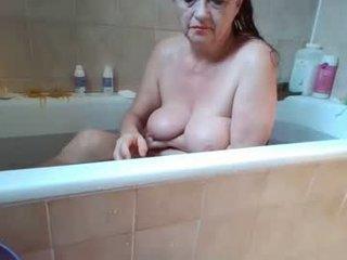 mucmilf59 dirty webcam mature gets her asshole ohmibod inserted