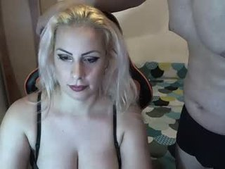 denisiarocks cam girl bares her true to life sex life with her real life partner, and demands he fuck her