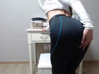 airi_tease cam slut enjoying bondage and a brutal suspension with lots of orgasms with ohmibod