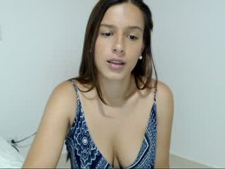 ohanna_ spanish cam girl pleasing her tight pussy with a favorite sex toy online