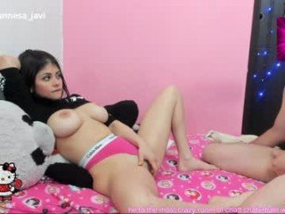 vane_javi_ live sex session with slim european cam girl getting her pussy ruined online